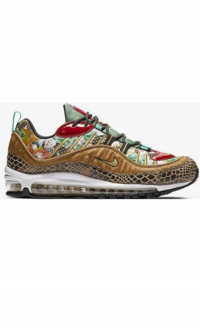 5f00384585ec Nike Air Max 98 Chinese New Year 2019 (men s) Size 6-15