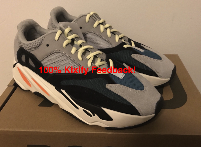 big sale ce813 19cd7 Adidas Yeezy Boost 700 Wave Runner
