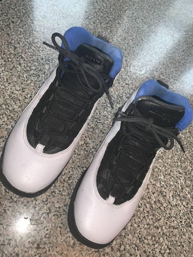Air Jordan 10 Orlando 2018   Kixify