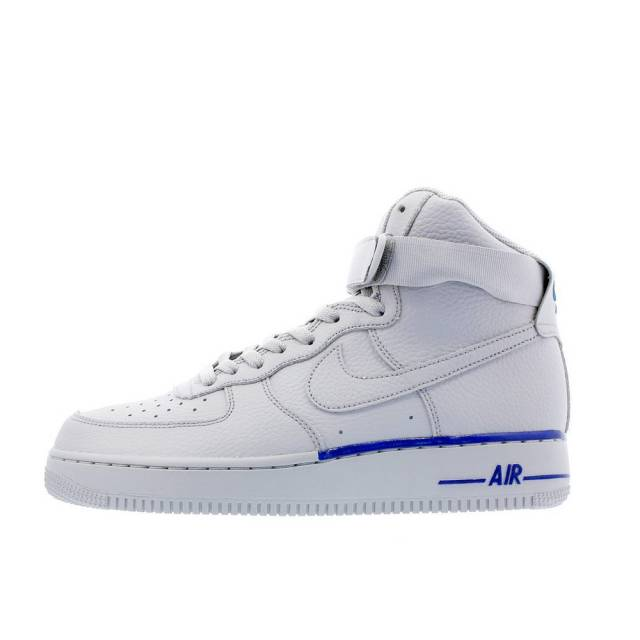 Nike Air Force 1 High 07 White Blue 315121 045 Kixify Marketplace