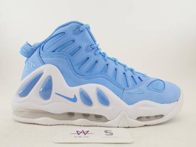 beauty official site detailed look Nike Air Max Uptempo 97 University Blue