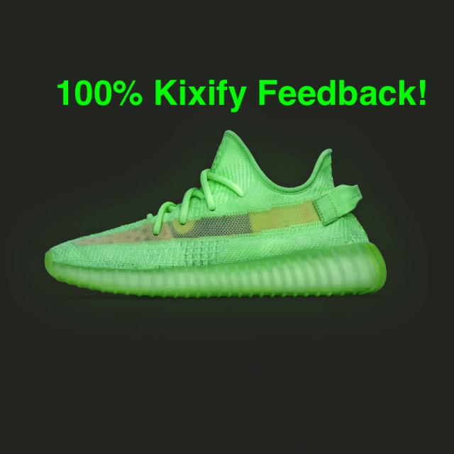 adidas Yeezy Boost 350 v2 Glow In The Dark SneakerNews.com