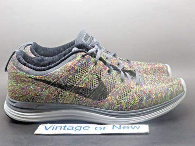 Men's Nike Flyknit Lunar+ 1 Multicolor
