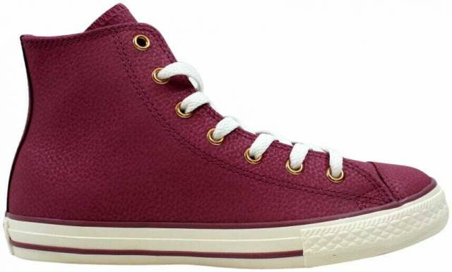 Converse Chuck Taylor All Star Hi Vintage Wineegret ro