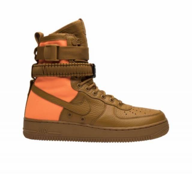 Nike Special Field Air Force 1 High Desert Ochre