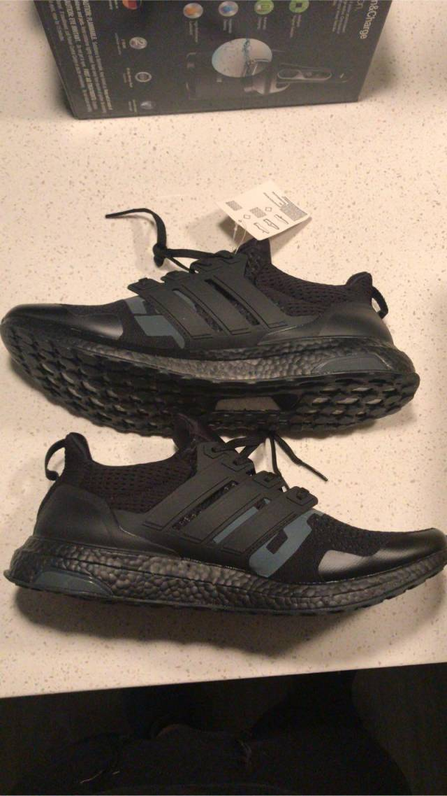 Ultra Adidas Undefeated Adidas Blackout Ultra Undefeated