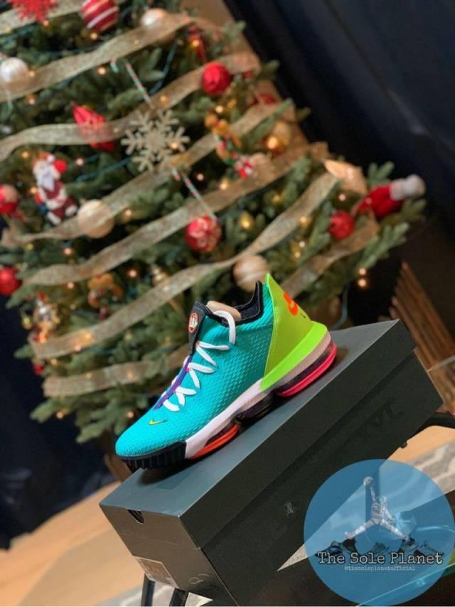 Nike LeBron 16 Low Air LBJ | Kixify