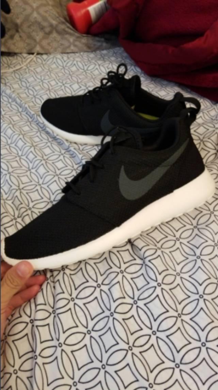 Nike Roshe One Black Anthracite