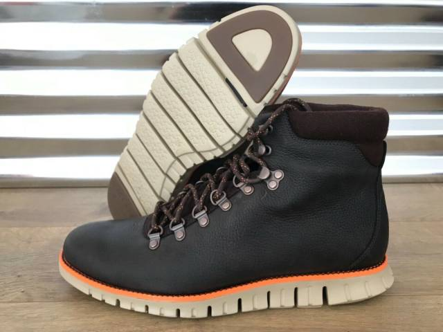 Cole Haan ZeroGrand Hiker Boots Java