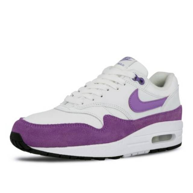 Nike Air Max 1 White Size 6 7 8 9 Womens Shoes 319986-118 ...