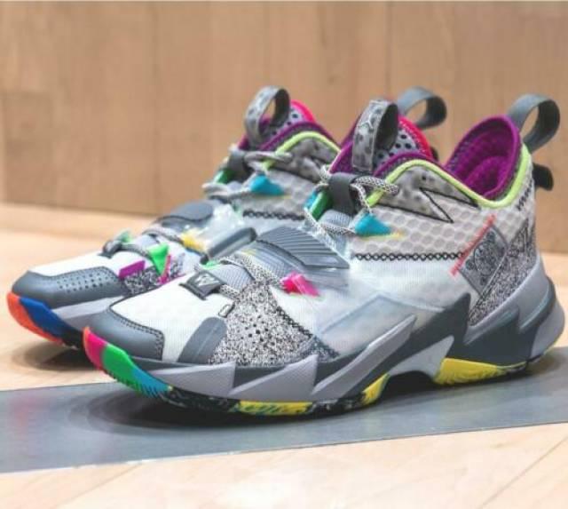 Nike Air Jordan WHY NOT ZER0.3 Sz 8-12