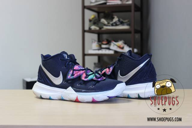 2018 Nike Kyrie Irving 5 Galaxy size 9