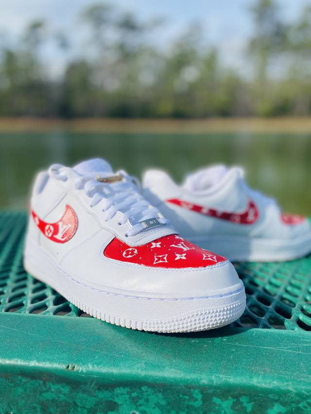 Nike Air Force 1 Custom Kixify Marketplace