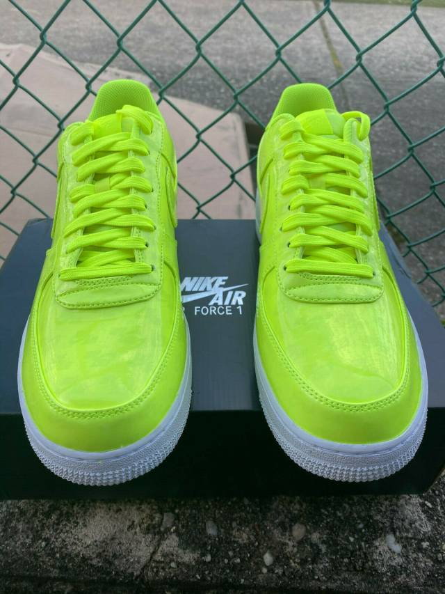 Nike Air Force 1 07 Lv8 Patent Leather