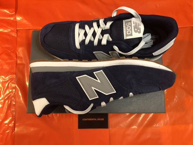 New Balance NB 500 GM500ST Navy Blue