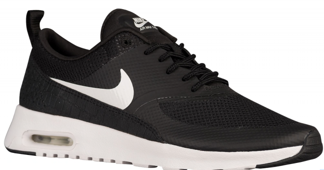 reducir Contra la voluntad Arriba  NEW Women's Nike Air Max Thea Shoes Size: 5 Color: Black/White | Kixify  Marketplace