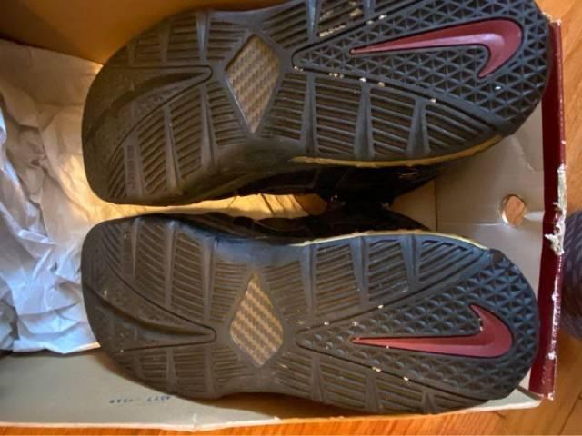 Nike Zoom LeBron 3 Black Metallic Gold