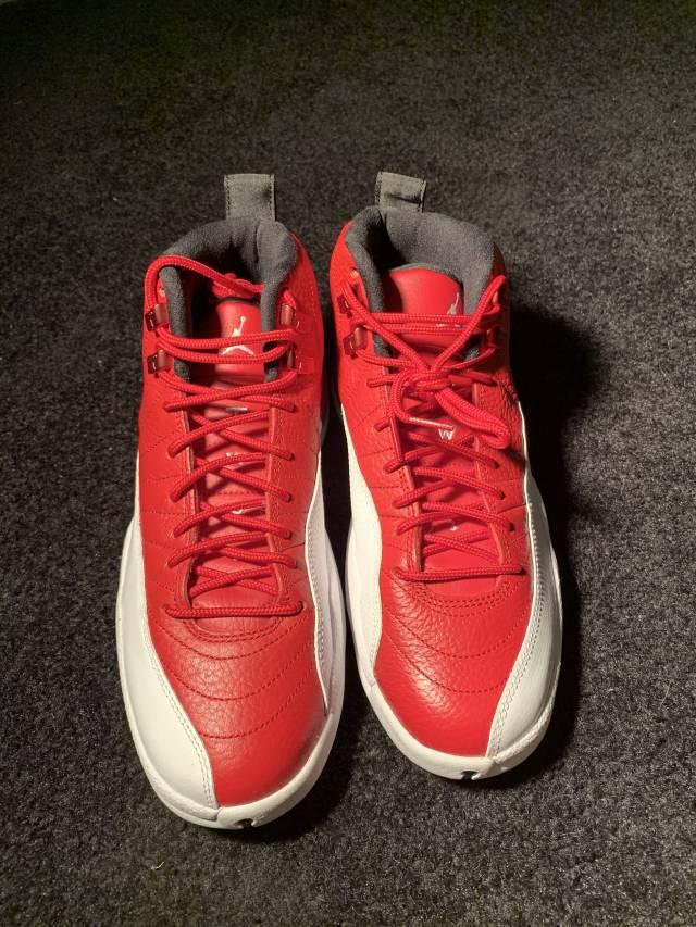 Air Jordan 12 Gym Red (Alternate
