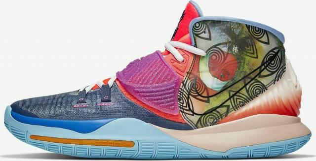 Nike Kyrie 6 Preheat CN9839-403 Men
