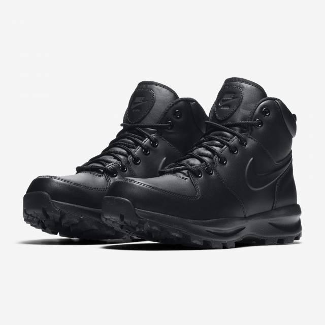 Nike Manoa (Triple Black/ Black) Men US