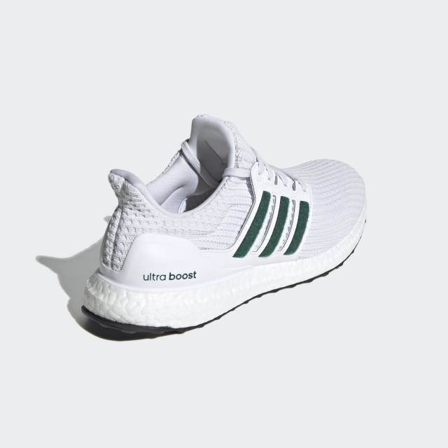 Adidas Ultra Boost 4.0 Dna Cloud White Collegiate Green