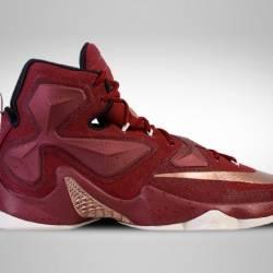 Nike lebron xiii 'cavaliers' t...