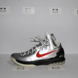 Nike kd v nike id galaxy