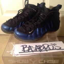 Royal foamposite