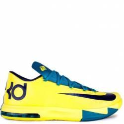 Nike kd vi 6 sonic yellow-midn...