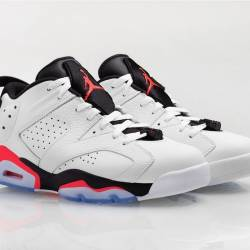 Air jordan 6 retro low infrare...