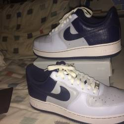Womens air force ones 07
