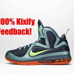 Nike lebron 9 cannon free ship...