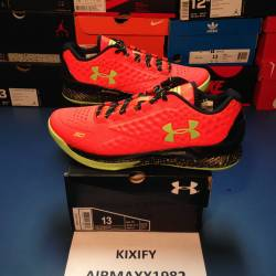 Under armour curry i low bolt ...