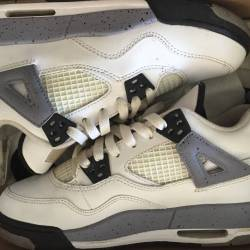 White cement 4s