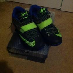 Nike kd 7 electric eel