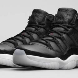 Air jordan 11 xi retro 72-10 size