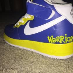 Custom warriors af1 1of1