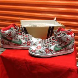 Nike dunk hi sb prm concepts u...