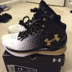 Curry one mvp size 7.5