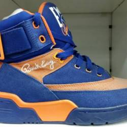 Patrick ewing dazz blue orange...