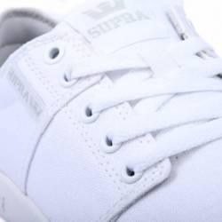 Supra stacks ii - off white/white