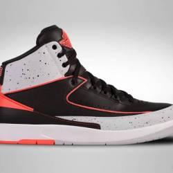 Nike air jordan 2 retro black ...