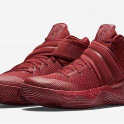 Kyrie 2 team red mens sizes 8-14
