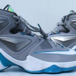Nike lebron james xiii blue la...