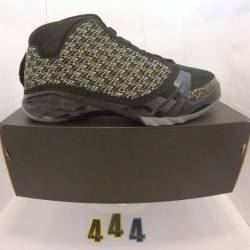 Jordan 23 trophy room black