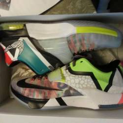 "Kd vii ""what the"""