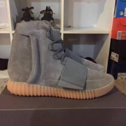 Yeezy 750 grey glow bb1840