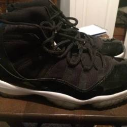 Space jam 11s size 11