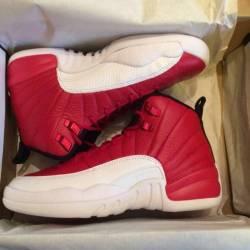 Nike air jordan gym red 12 xii...