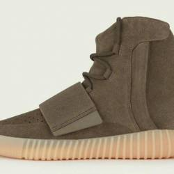 Yeezy 750 boost chocolate pre-...